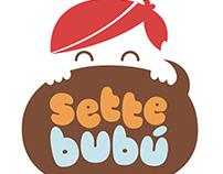 SHOP IDENTITY: Sette bubù