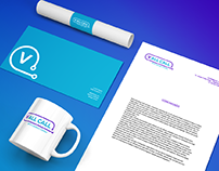 Vall Call / Branding