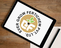 Ever Grow Fertichem - Logo Design