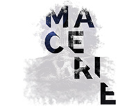 Macerie exposition graphics