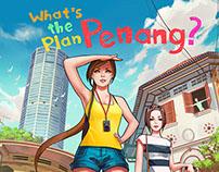 What's the plan Penang? (Short comic)