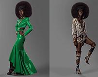 African Warrior Queens - HUES Mag (June 2018)