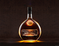 Product Photography - Armagnac