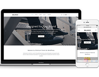 Balance WordPress Business & e-Commerce Theme