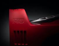 1990 Ferrari F40 (Private collector)