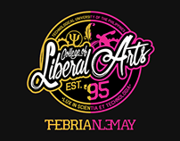 College of Liberal Arts Shirt Design