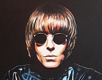 Liam oil on canvas 60x40 cms