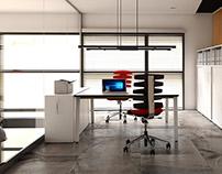 Biuro 3d wizualizacja