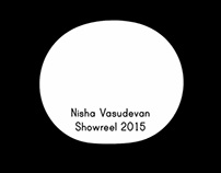 Video showreel - 2015