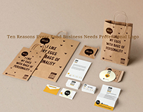 Ten Reasons Every Food Business Needs Professional Logo