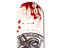 Skate Art @matdisseny • Ride Or Die