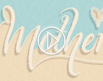 Mother's Day Video Card