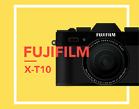 Fujifilm X-T10 - personal project