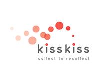 Kisskiss dynamic logo