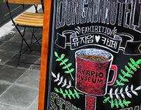 [A] Cafe Board