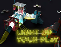 Light Up Your Play - Innovative Play Experience