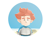 Character Design - Ajnabi