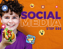 Stop Dog | Social Media 2019