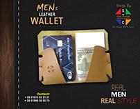 Content Social Media Design_Mens Wallet
