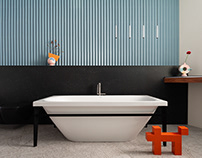 DURAVIT ZONE IN SHOWROOM AND28