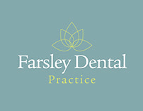 Farsley Dental, Logo & Branding