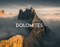Dolomites, The Aerial Journey
