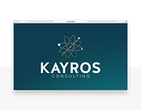 Kayros Consulting — Branding, webdesign