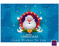 Merry Christmas & Happy new year 2019