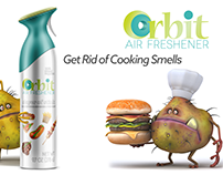 Orbit - Packaging Design