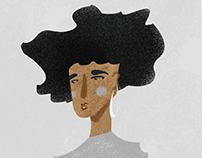Black Lives Matter - Magazine Illustration