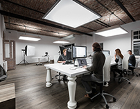 Kizny Visuals - Studio & Office Space