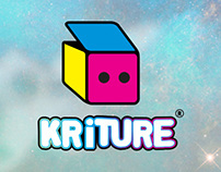 Kriture - Designer toys, Illustration, Motion, Website