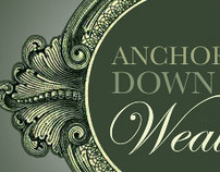 Anchored Down By Wealth - Magazine Spreads
