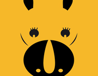 Pictogramas del zoo | Pictograms for the zoo