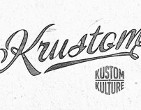 KRUSTOM/LOWBROW AESTHETIC