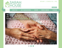 Sarah House website