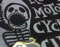 Black Rebel Motorcycle Club Gig Poster