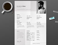 Crux Resume Template