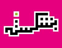 Si47ash Beshkasteh - A smart unique Kufi font