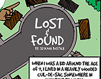 Lost & Found- A Cleveland Scene Comic