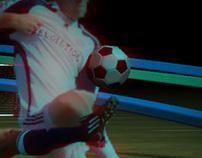 Concept Work - MLS Show Opener