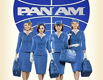 PAN AM + MOVIES - AD CAMPAIGN