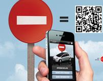 Fiat Street Evo / Mobile App