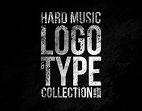Hard Music LOGO & TYPE Collection