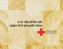 DONACIÓN DE SANGRE - CRUZ ROJA