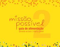 Missão Possível 2 - Guia de Alimentação do SESI