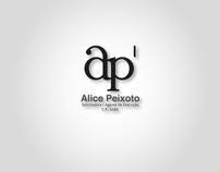Alice Peixoto  - Identidade Corporativa (Corporate Id.)