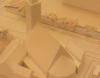 Maquette Arendsdorp | Woonzorg | 1: 500