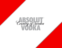 Absolut Vodka Perú.