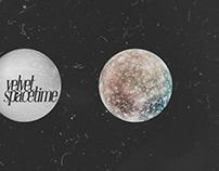 { velvet spacetime // 2015 }